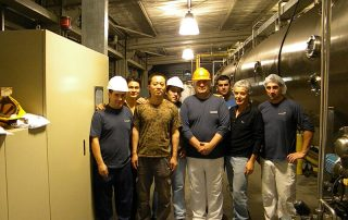 Malterxco S.A. Vacuum Belt Dryer Project in Chile 1