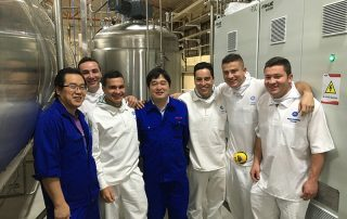 Nutresa Group Vacuum Belt Dryer Project in Colombia Minjie Team