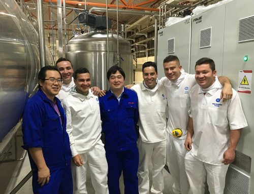 Nutresa Group Vacuum Belt Dryer Project in Colombia